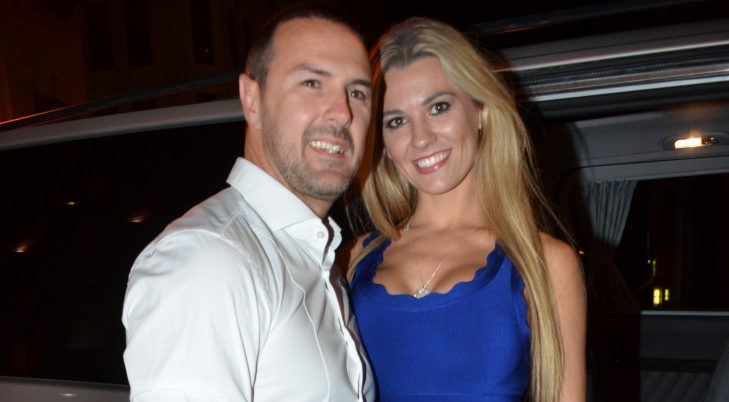 Christine and Paddy McGuinness share rare pic of twins on their 5th birthday
