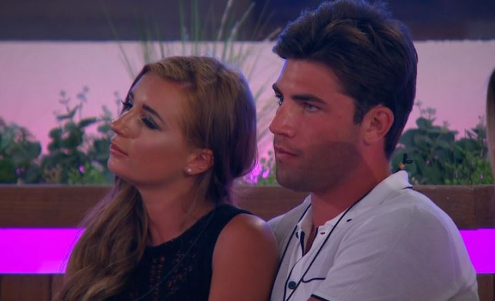 Love Island's Dani Dyer and Jack Fincham are reunited at dramatic recoupling following Casa Amor