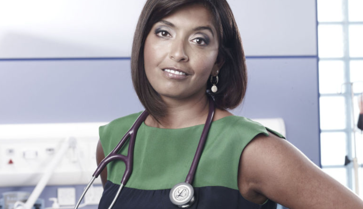 Sunetra Sarker FINALLY explains her reasons for leaving Casualty