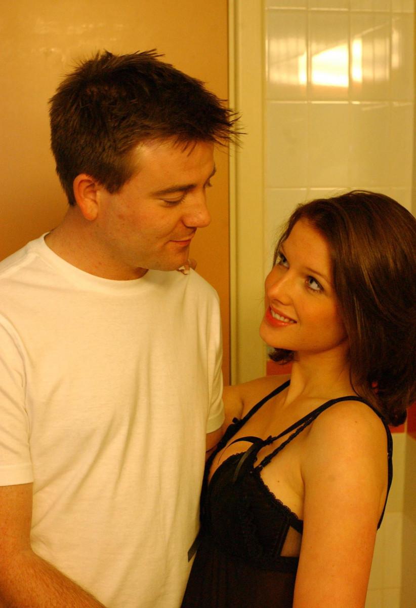 Rosie Webster and John Stape affair