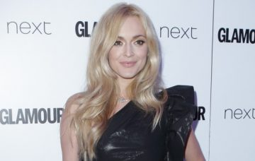 Fearne Cotton, attend the Glamour Awards in London, England.