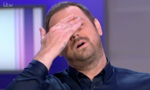 Danny Dyer 'SNUBS' visit to Love Island