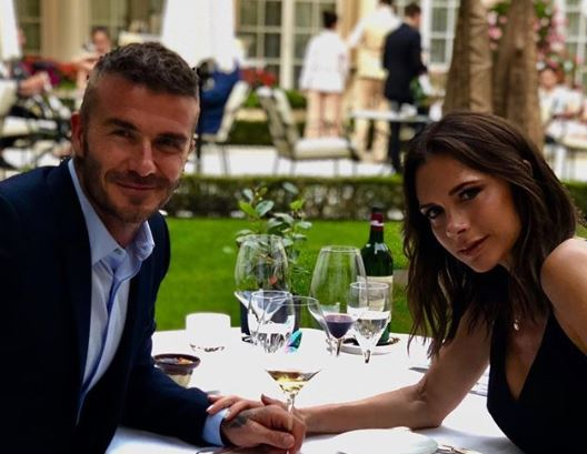 David and Victoria Beckham mark 19th wedding anniversary