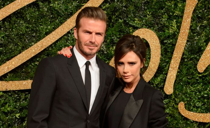David and Victoria Beckham celebrate 19th wedding anniversary with sweet photo