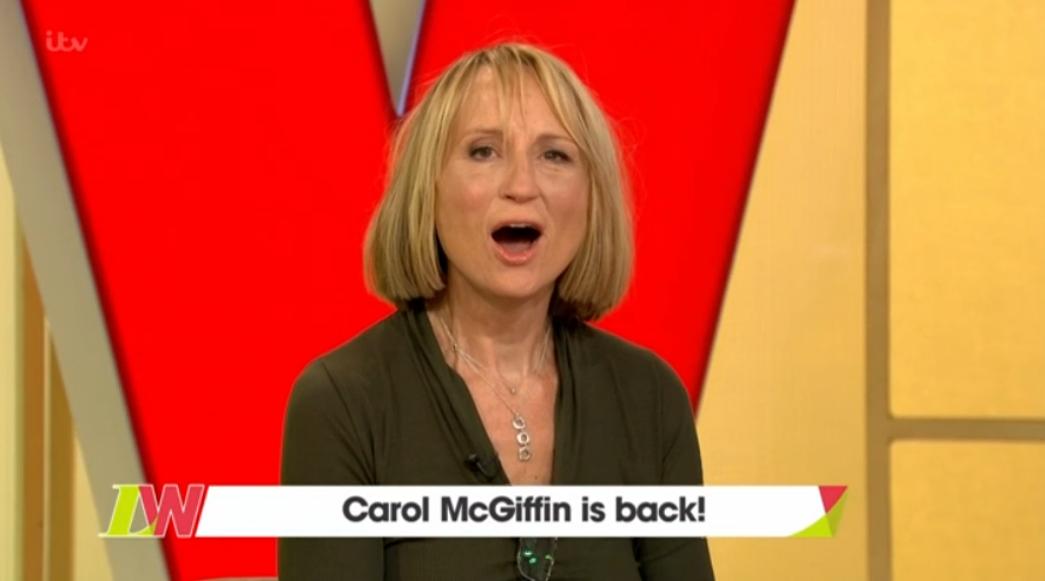 carol-mcgiffin on Loose Women