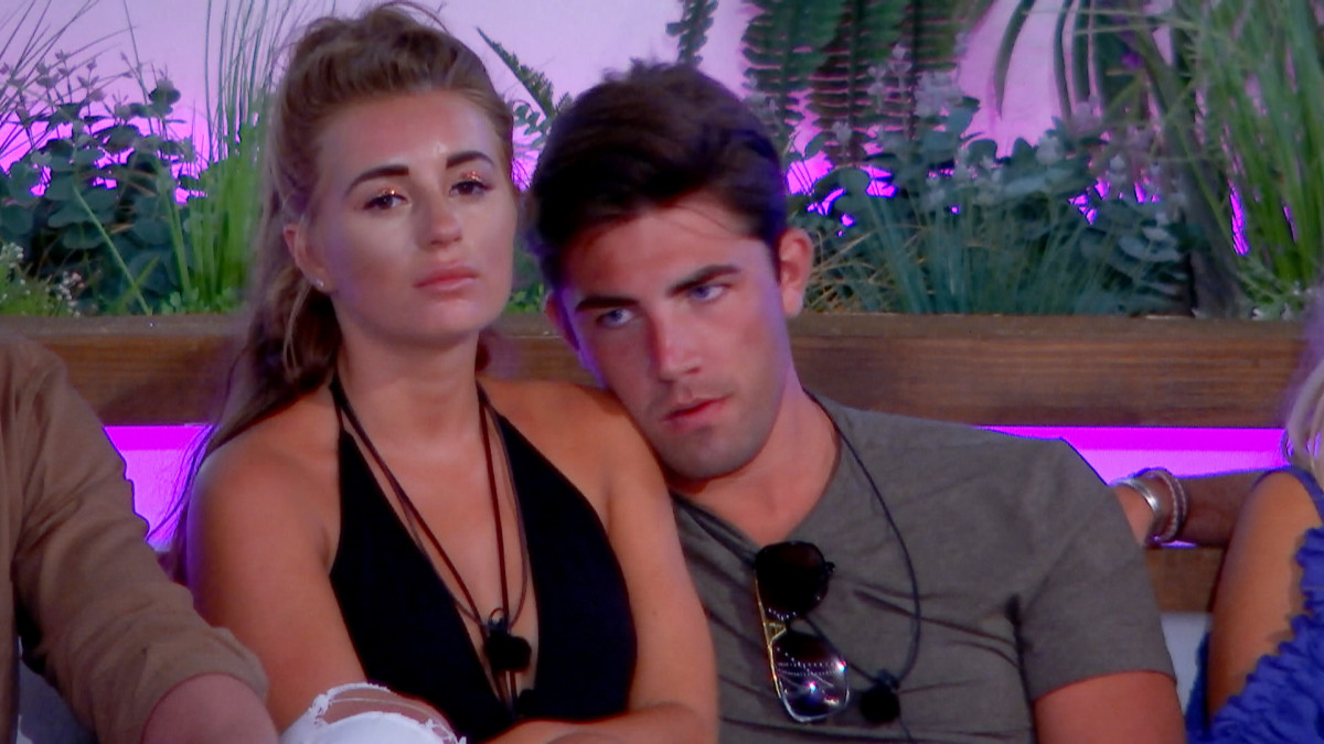 Dani Dyer reveals reason she and Jack Fincham didn't get intimate on Love Island