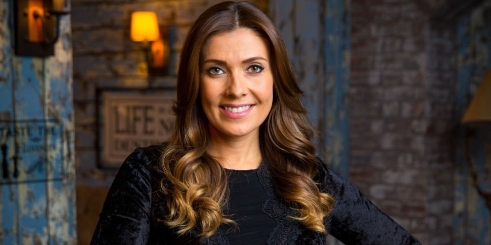 Kym Marsh shares behind the scenes photo from last day on set of Coronation Street