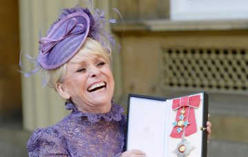 Barbara Windsor / PA