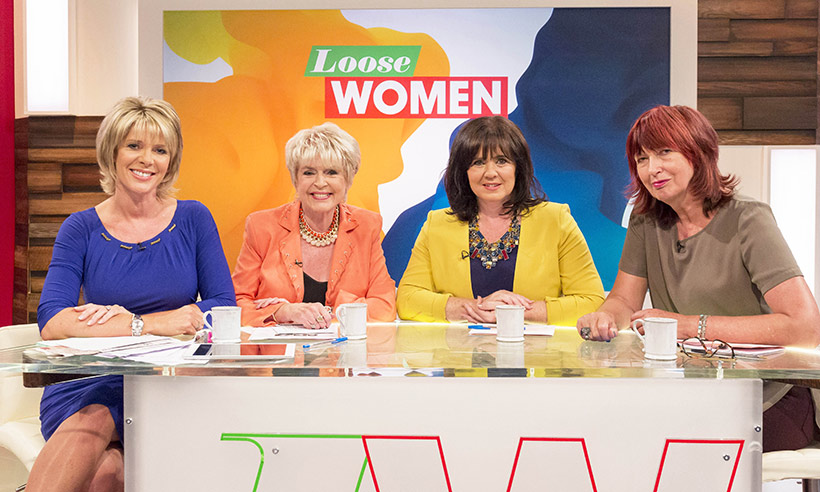 Loose Women signing Strictly's Craig Revel Horwood for permanent job?