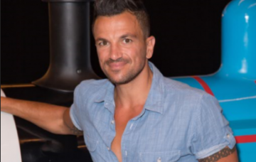 Peter Andre (Credit: WENN)