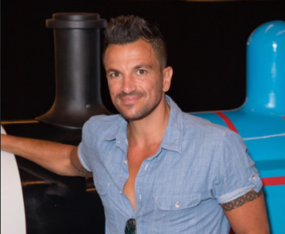 Peter Andre's World Cup support sparks fan debate over his nationality