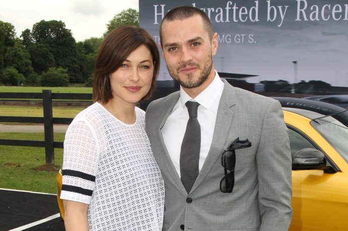 Emma Willis poses for pic with Matt after sharing exciting news