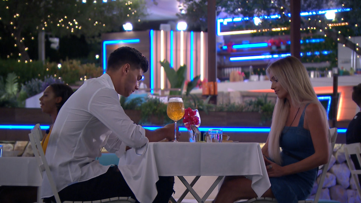 Love Island's Jack Fowler and Laura Anderson talk