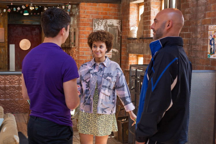 Hollyoaks grooming storyline takes a disturbing twist as Buster angrily keeps Ollie away from Brooke