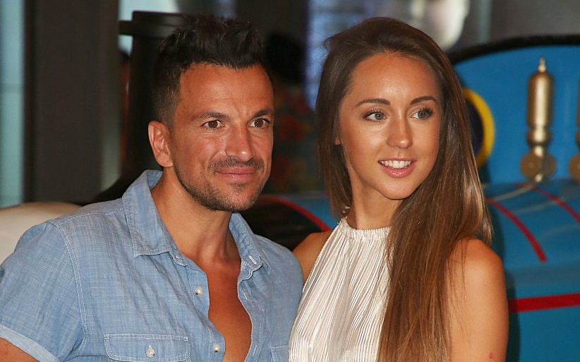 Peter Andre publicly goes against wife Emily's wishes