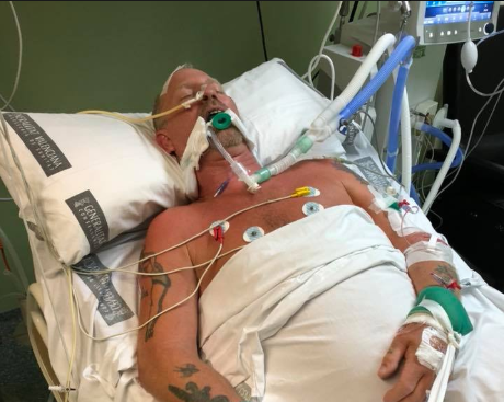 BBC's Jimmy Carol in intensive care following attack