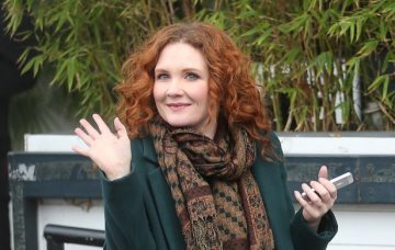 Jennie McAlpine, Leave The ITV Studios After Loose Women