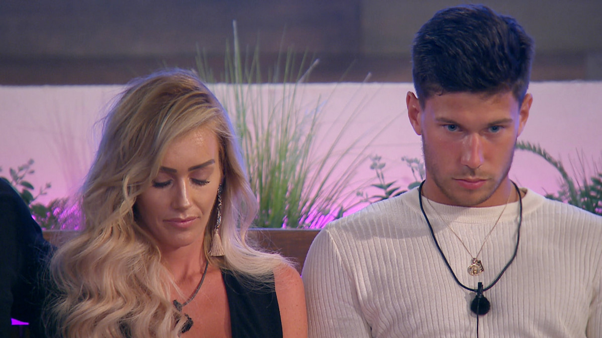 Love Island's Laura and Jack await results of dumping