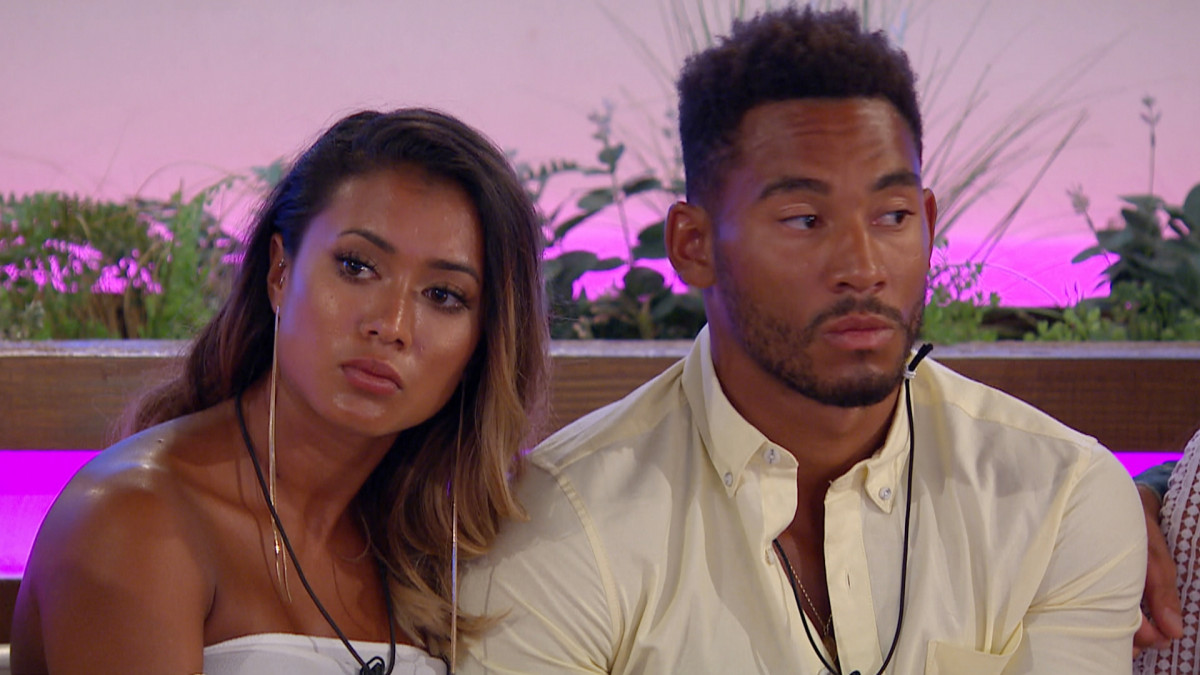 Love Island's Kaz Crossley and Josh Denzel split after six months