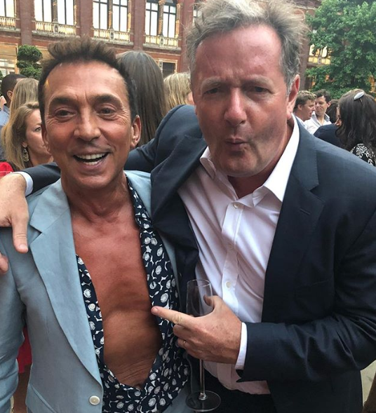 piers-morgan and bruno tonioli