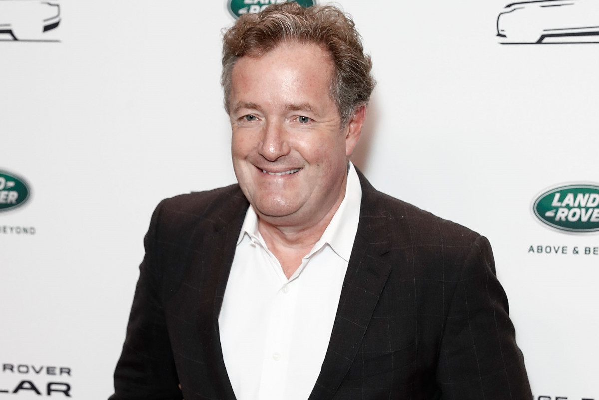 Piers Morgan shares adorable photo with young daughter on holiday