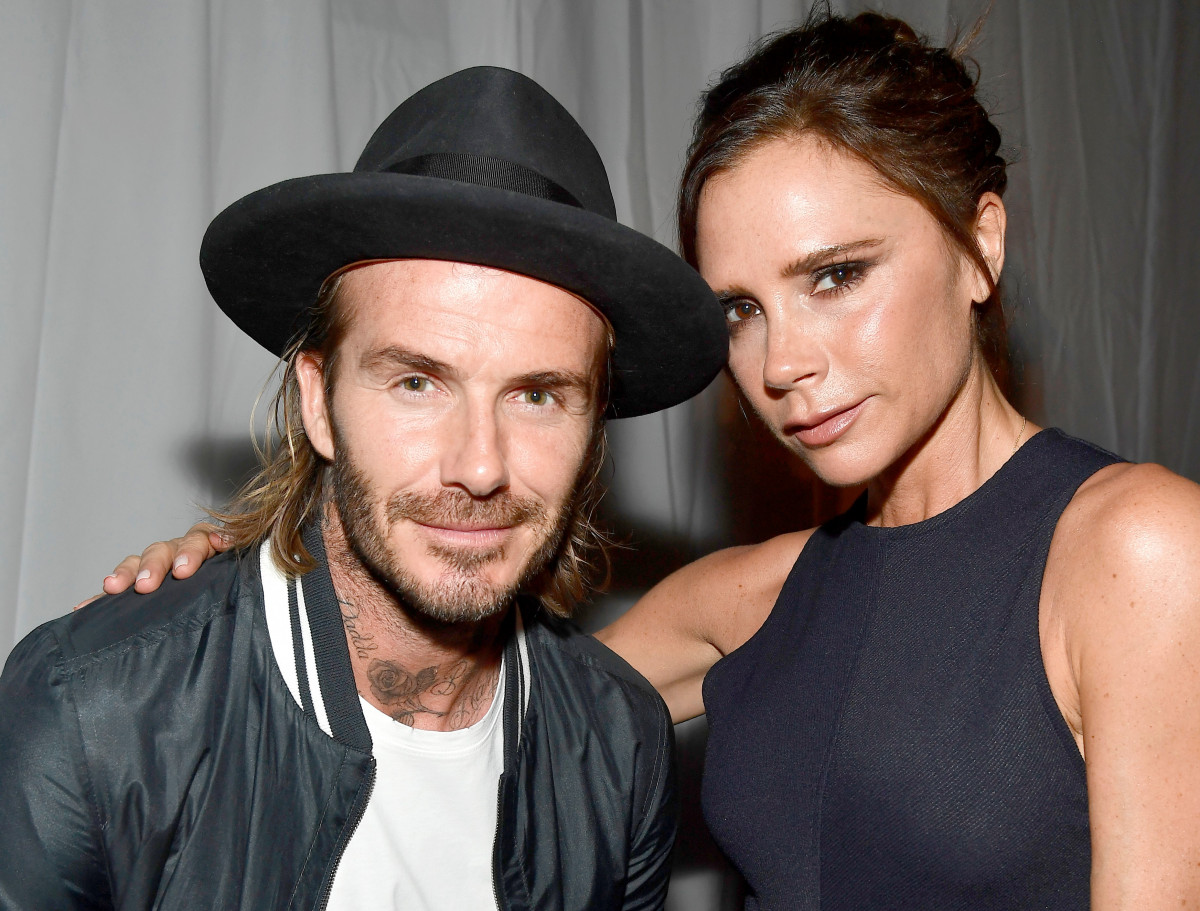 David and Victoria Beckham share birthday tributes to daughter Harper