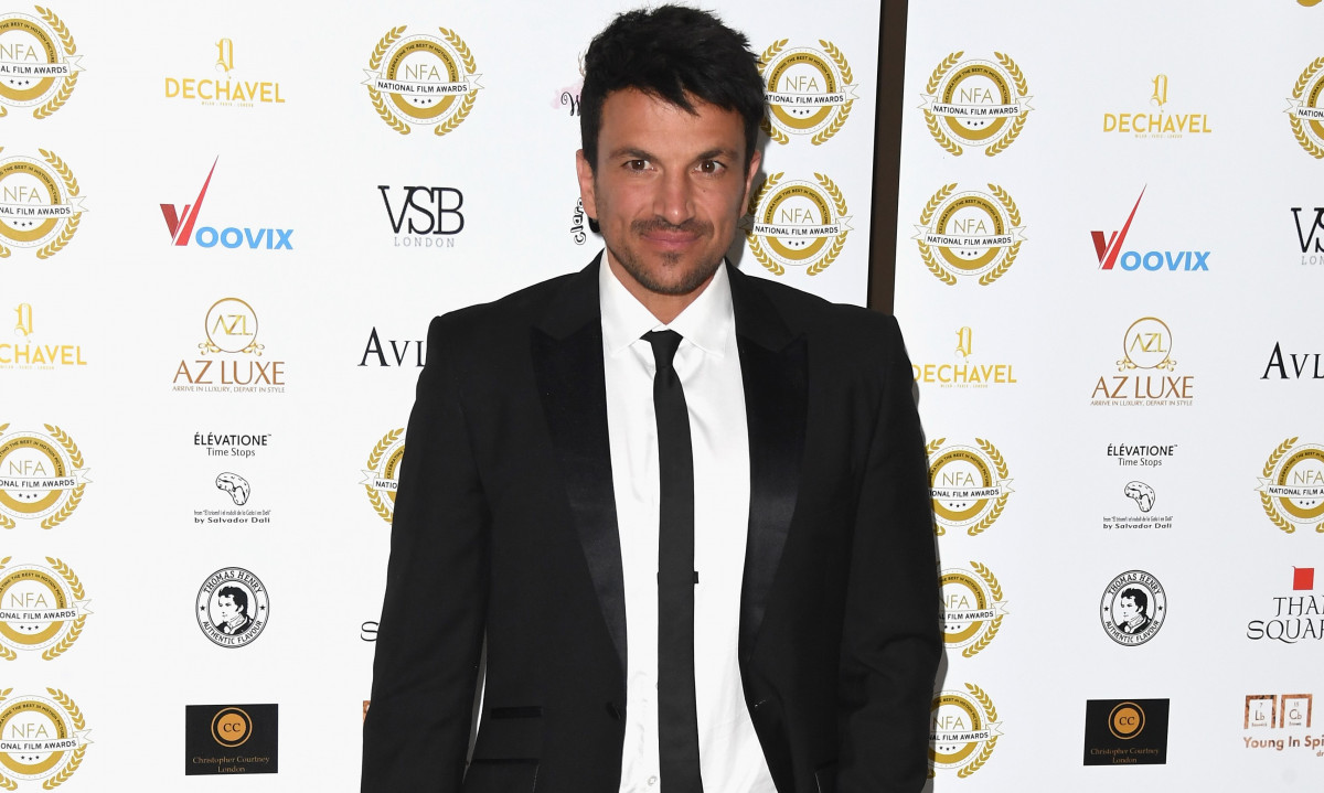 Peter Andre reveals special late birthday treat for daughter Princess