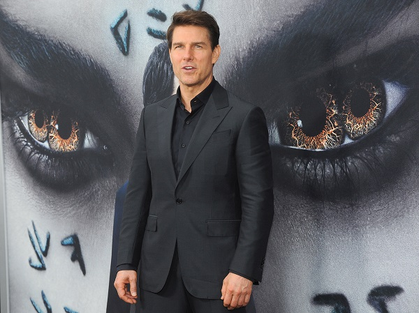 Tom Cruise Loses It On Mission Impossible Cast