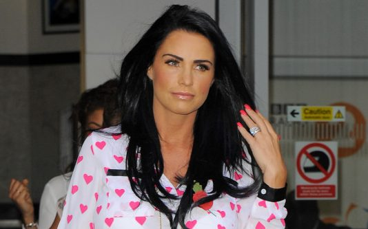 Katie Price claims ex's friend set bailiffs on her