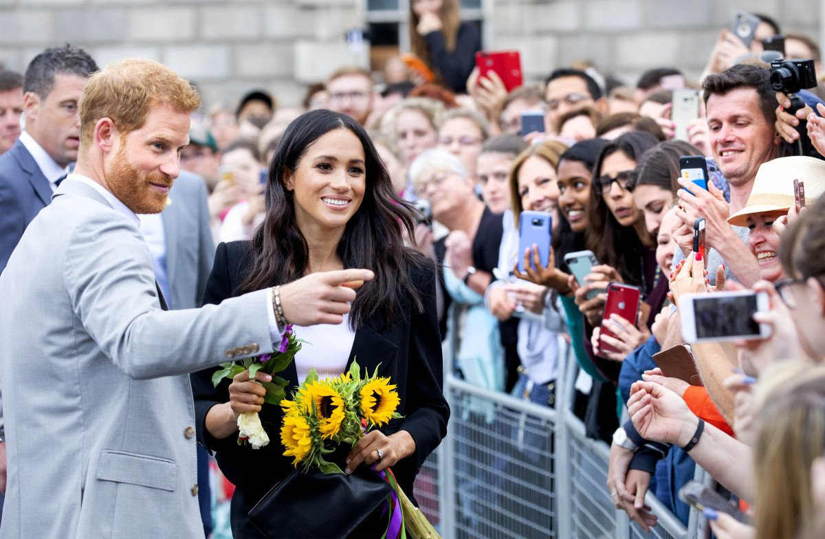 Meghan moves into more visible roles in United Kingdom  royal family