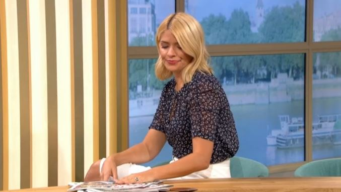 Mollie King latest blonde to get the Holly bob chop