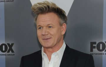 Gordon Ramsay, The stars of the Fox Network attend the 2018 Fox Upfront at Wollman rink in Central Park on May 14, 2018 in New York City