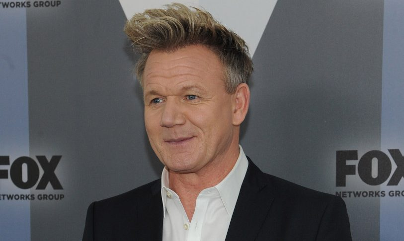 Gordon Ramsay trains for triathlon with his lookalike son Jack