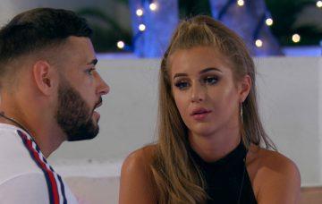 Love Island's Georgia talks to Kieran