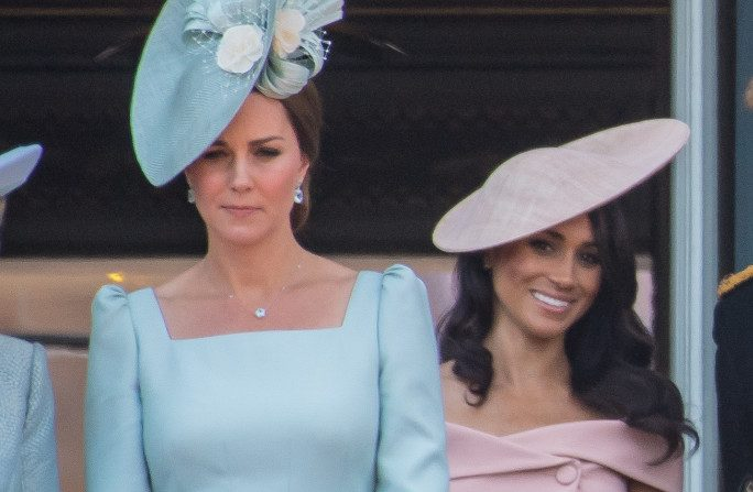 Kate and Meghan to watch Serena Williams' Wimbledon final together