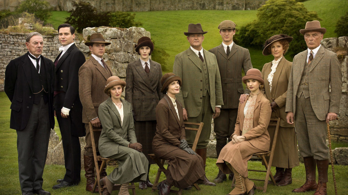 Downton Abbey movie confirmed