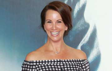 Andrea McLean, Mission Impossible Fall Out UK Premiere
