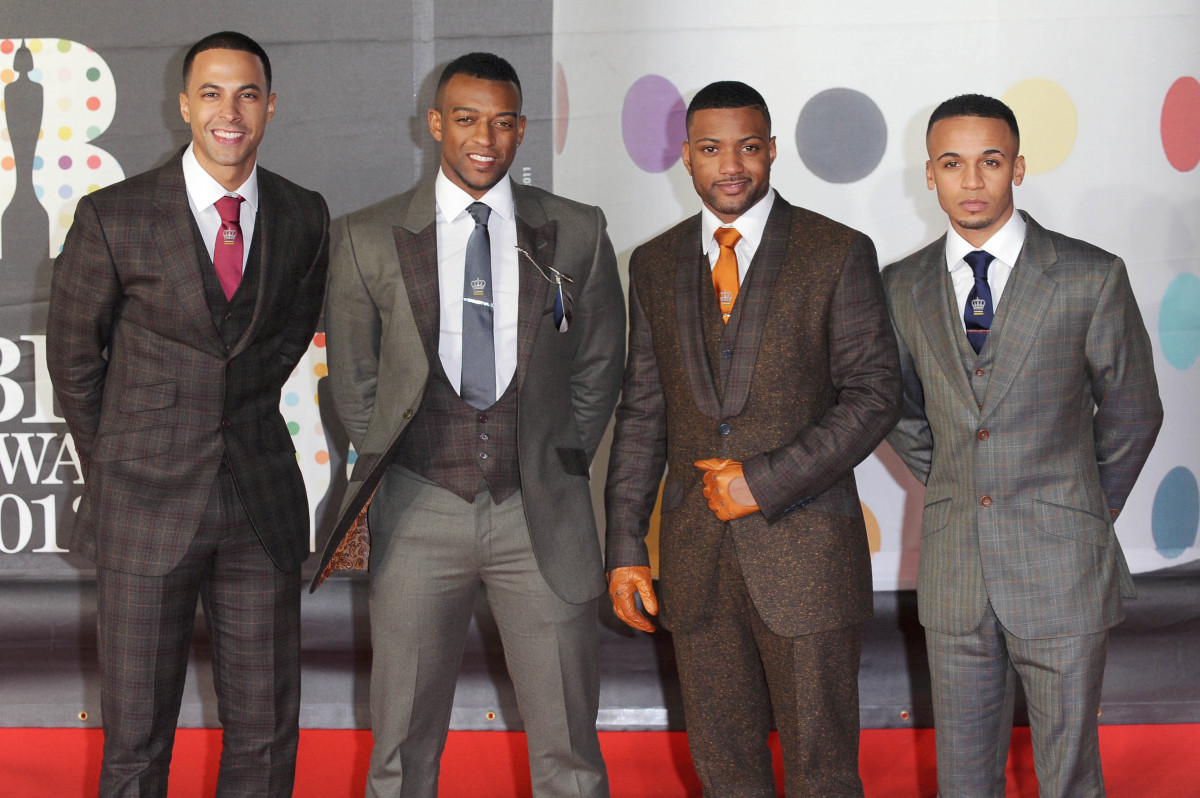 JLS thrill fans with long-awaited reunion picture