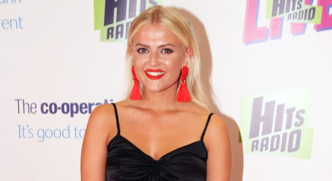 Corrie's Lucy Fallon enjoys night out with boyfriend Tom Leech at Hits Radio Live