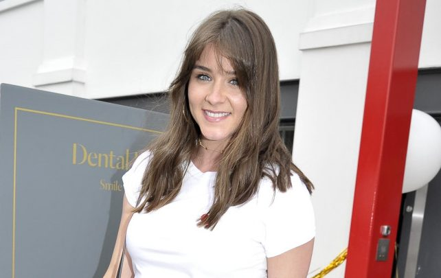Corrie's Brooke Vincent completes Pretty Muddy obstacle course