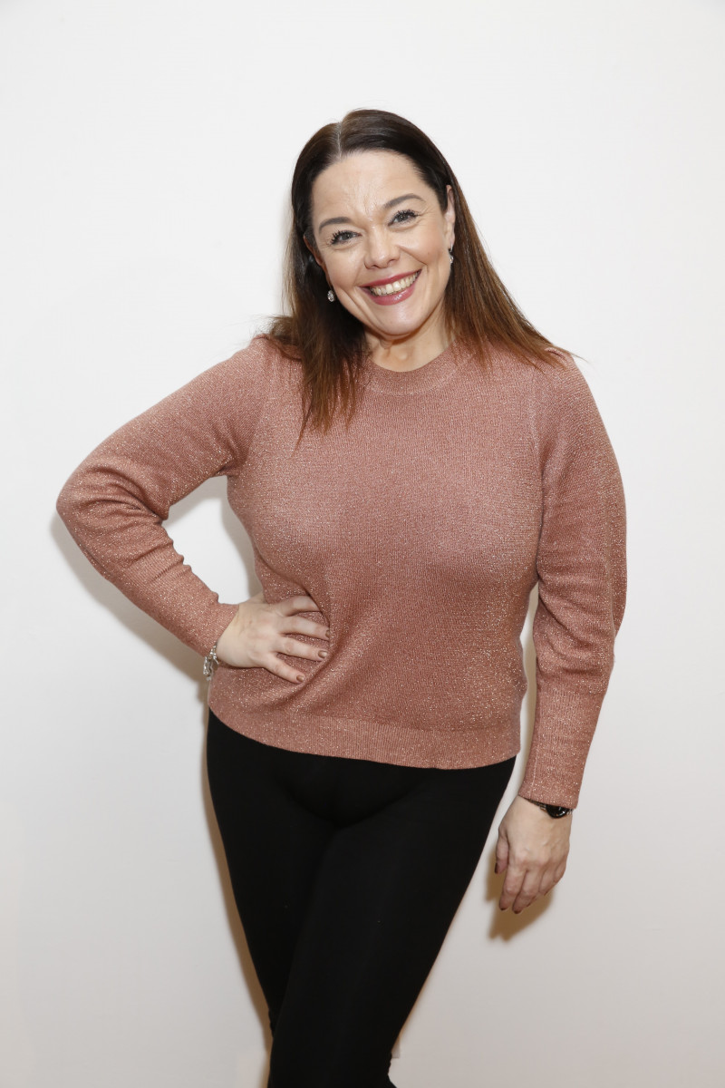 Lisa Riley, CiCi PR's Summer Press Day, held at the Music Room in Mayfair, London, UK.