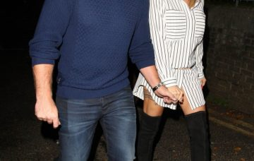 Katie Price And Kieran Hayler Spotted Outside Pure Bar In Bexleyheath