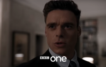 Richard Madden, The Bodyguard