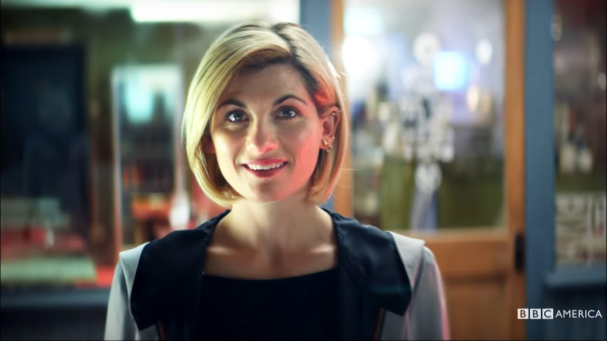 All about Jodie Whittaker, the new Doctor Who and first actress to take on the role