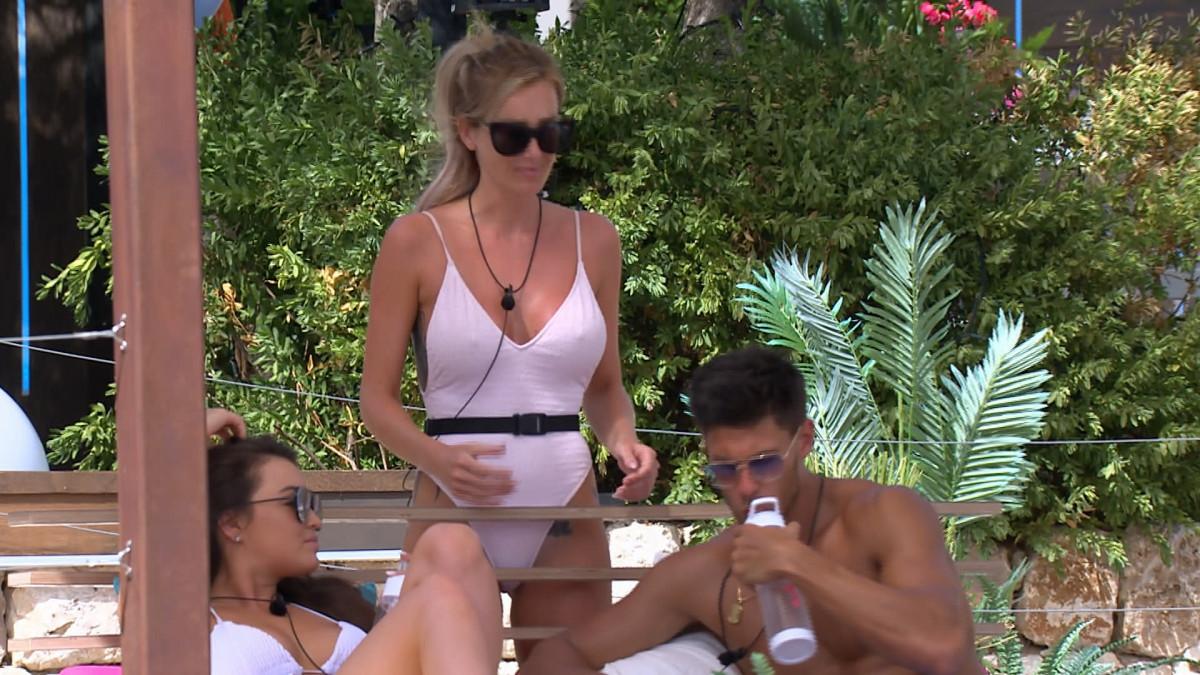 Love Island's Jack talks to Stephanie