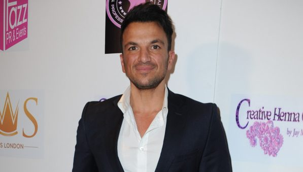 Peter Andre appearing on a surprising new reality show!