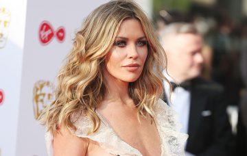 Abbey Clancy, The Virgin TV British Academy Television Awards 2018