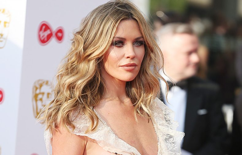 Abbey Clancy reveals pregnancy side effect that knocked her confidence