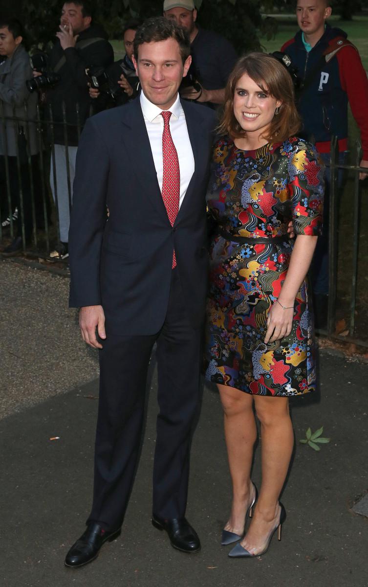 Princess Eugenie and Jack Brooksbank,