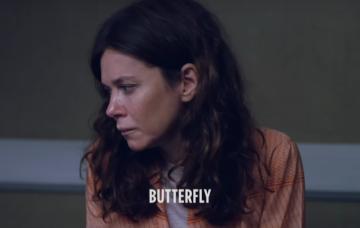 Anna Friel in Butterfly